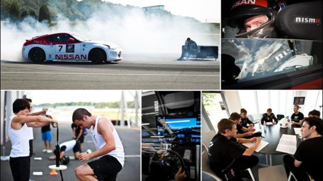 [Copertina] - Nissan GT Academy 2013: le finali italiane il 7 e 8 agosto