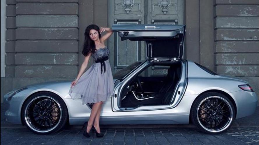 [Copertina] - Mercedes SLS AMG by Inden Design