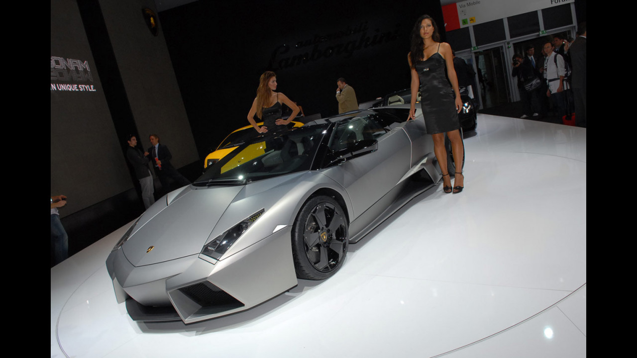 Lamborghini Reventón Roadster al Salone di Francoforte 2009