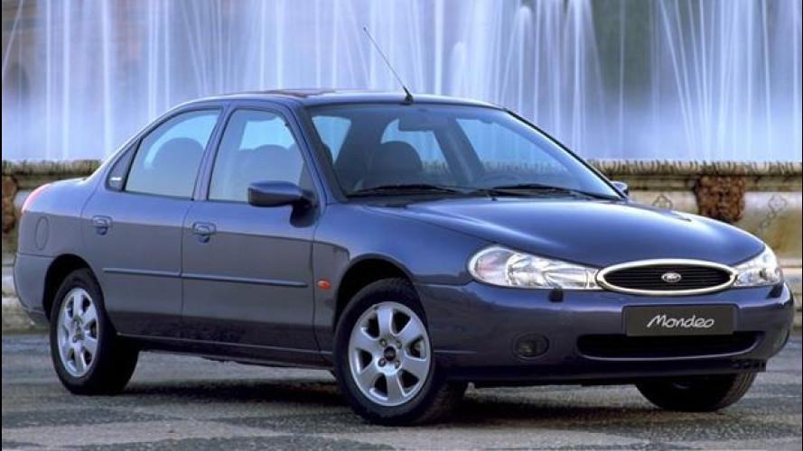 Ford Mondeo, americana d'Europa da 20 anni
