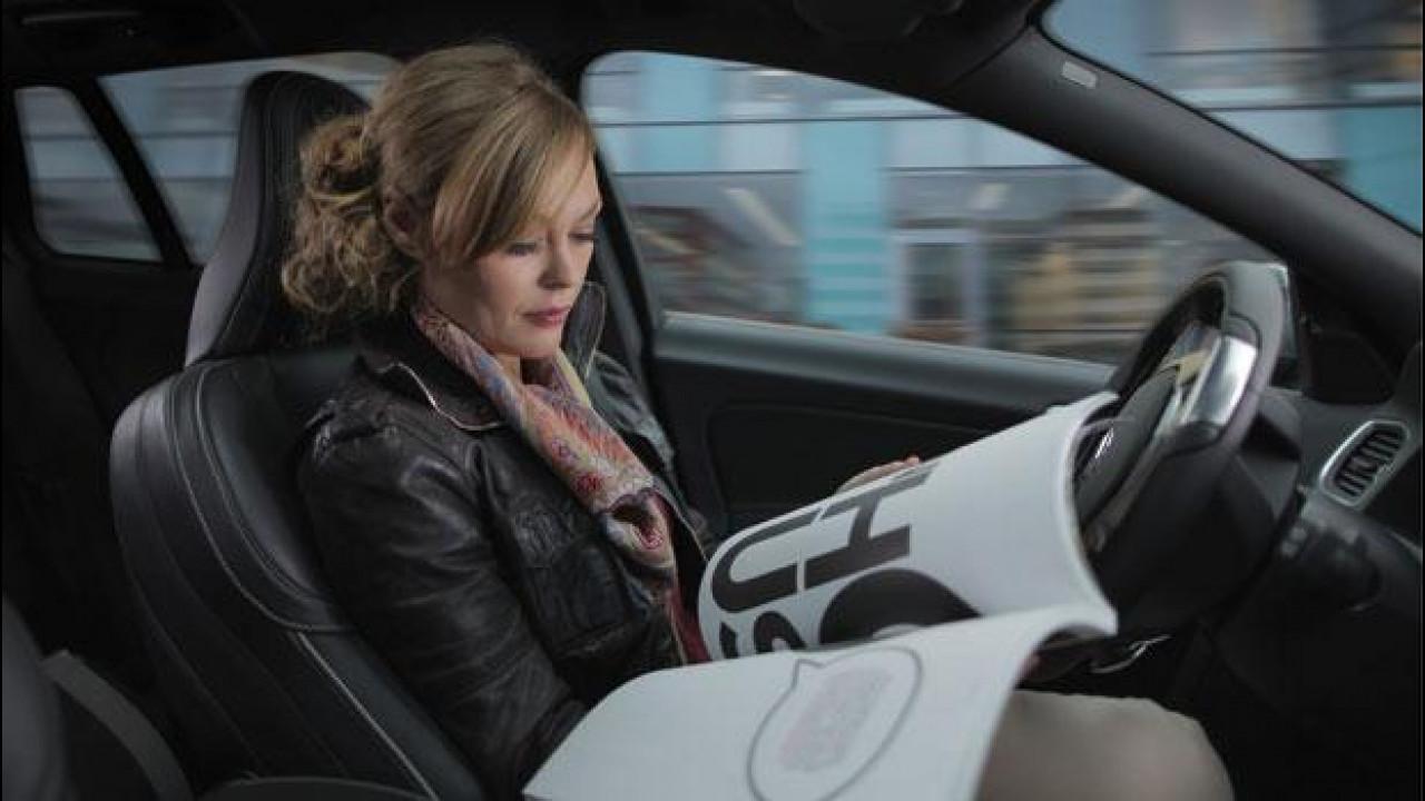 [Copertina] - Volvo Drive Me, la guida autonoma adesso la provano gli automobilisti comuni