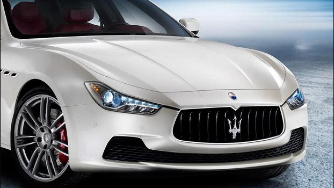 [Copertina] - Maserati, il rilancio dell'auto italiana di lusso funziona