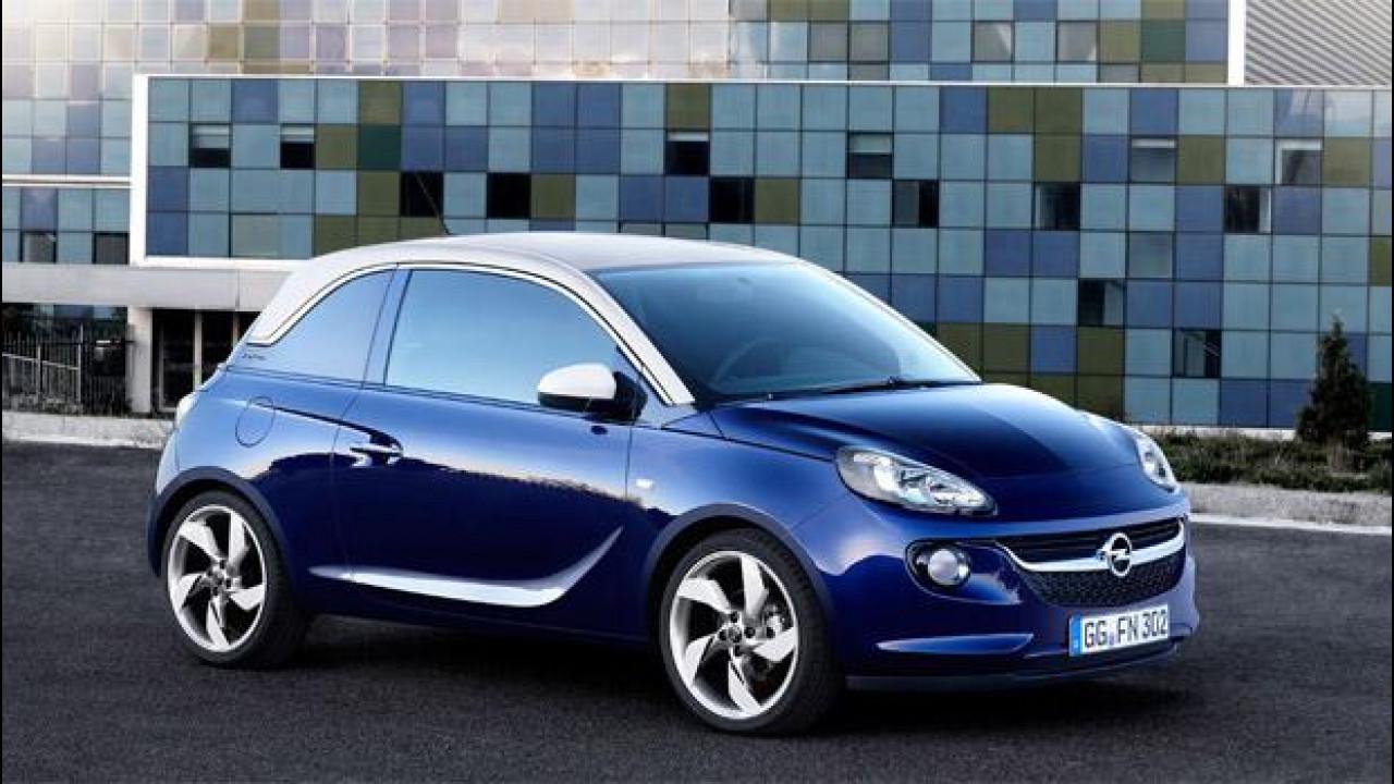 [Copertina] - Opel Adam diesel? No grazie, perché andare a benzina è più trendy