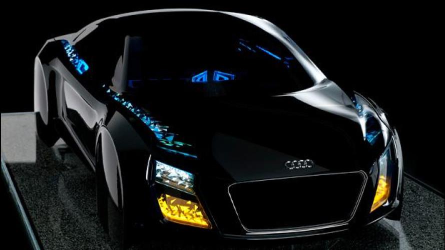 Audi: tecnologie elettroniche al CES 2013 di Las Vegas