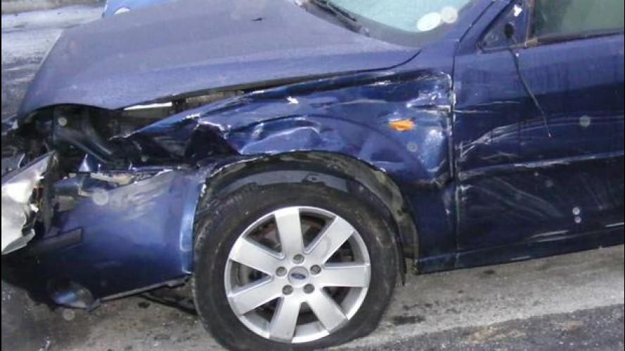 Incidente d'auto senza accordo? Adesso c'è la negoziazione obbligatoria