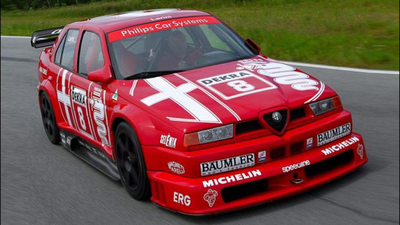 [Copertina] - Alfa Romeo 155 V6 Ti DTM, regina d'Olanda