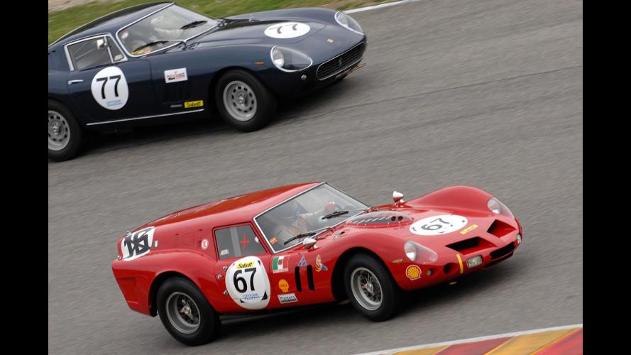 "Ferrari ""Breadvan"" e Citroen SM ""Furgonette"""