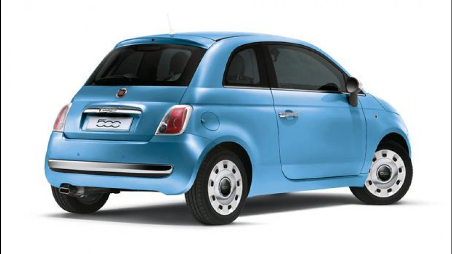 "Fiat 500 e 500C ""Happy Birthday"""