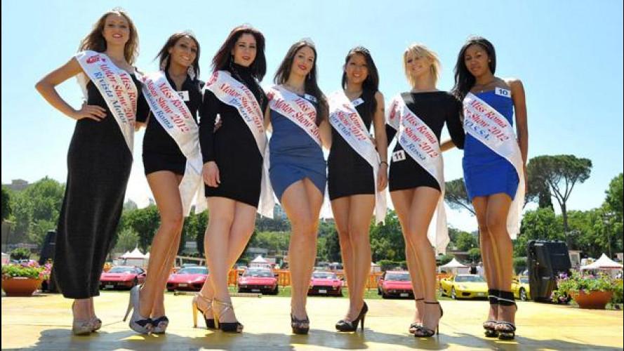 Roma Motor Show 2013, torna il salone della Capitale