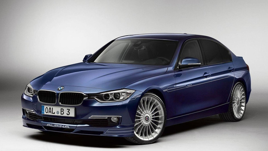 2014 Alpina D3 Bi-Turbo coming to IAA with 350 HP - report