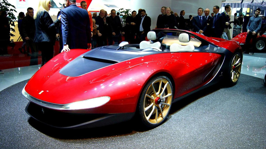Pininfarina Sergio could enter limited production, might cost 3M EUR