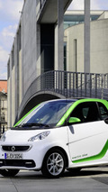 Smart ForTwo Electric Drive production version