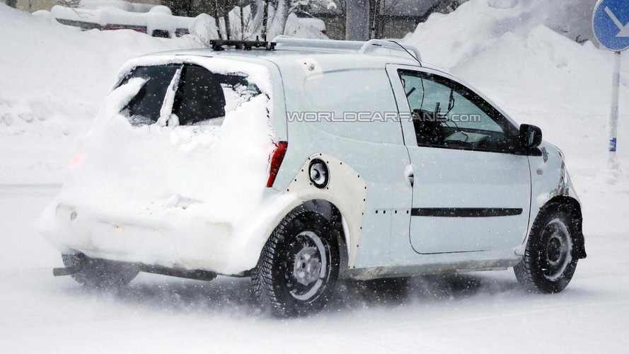 Smart ForFour EV confirmed