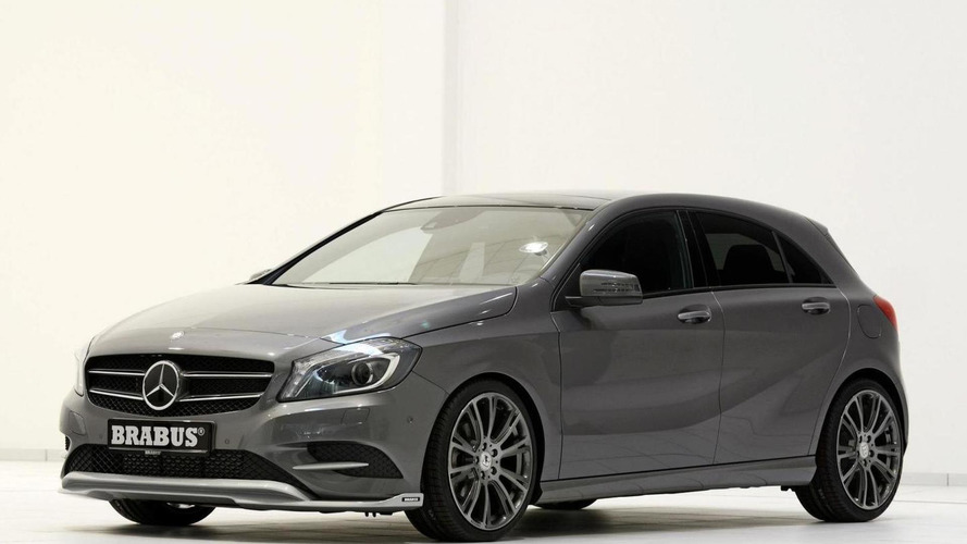 Mercedes-Benz A200 CDI modified by Brabus