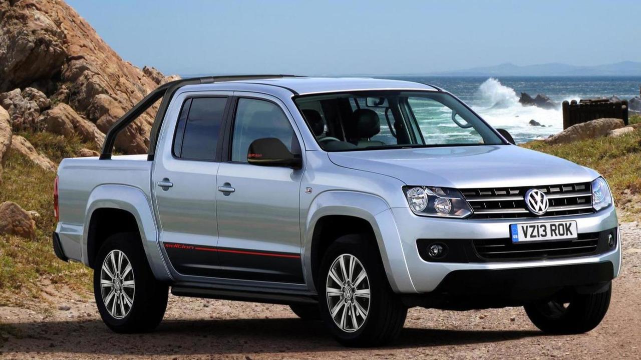 Volkswagen Amarok Edition 12.06.2013