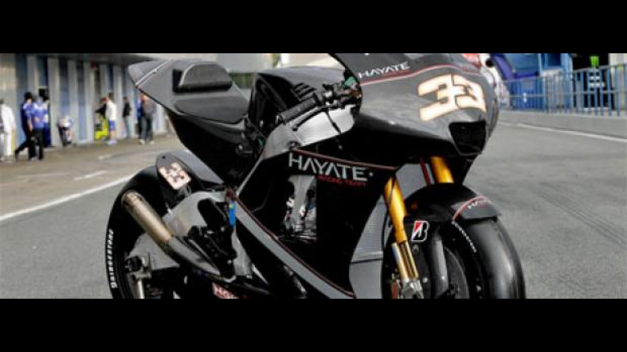 MotoGP 2009: Hayate Racing Team
