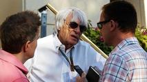 Bernie Ecclestone (GBR) / XPB