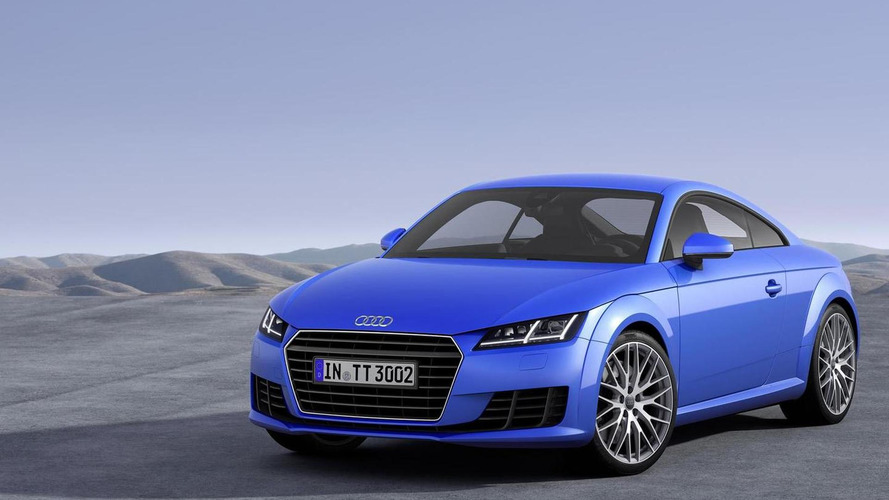 2015 Audi TT & TT S pricing announced for Germany