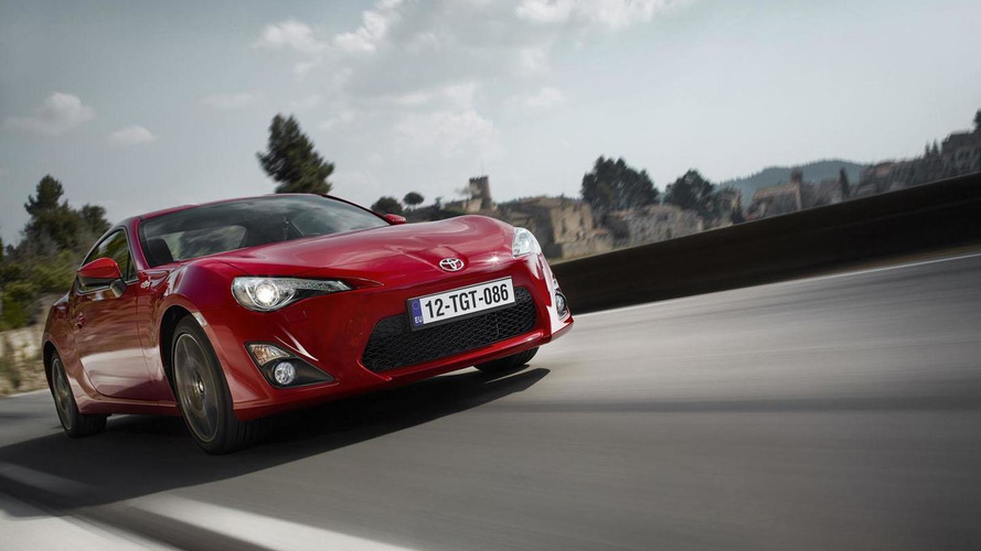 Toyota exec confirms a second-generation GT 86