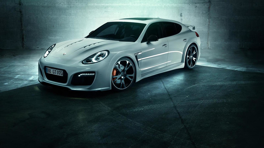 Porsche Panamera receives GrandGT package from TechArt