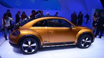 Volkswagen Dune concept live in Detroit