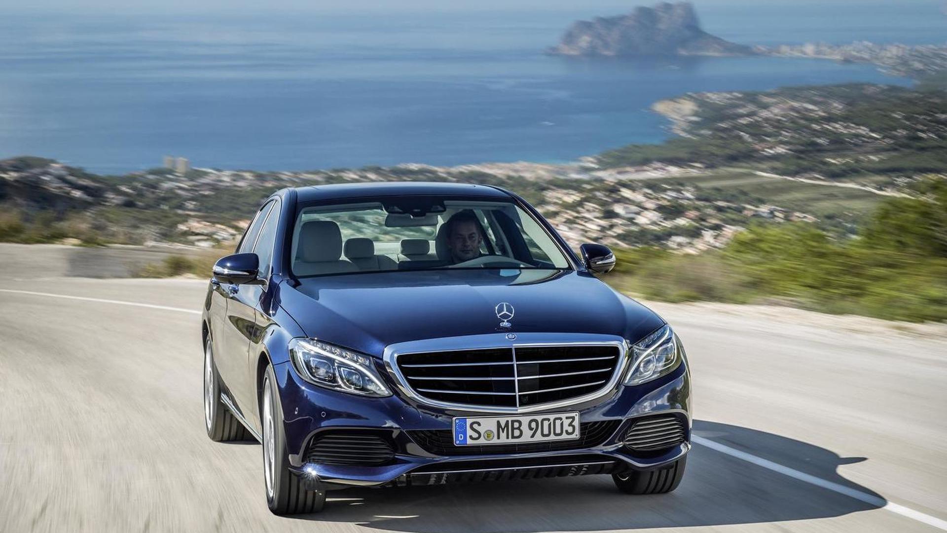 Mercedes Benz C Class News And Reviews Motor1 Com