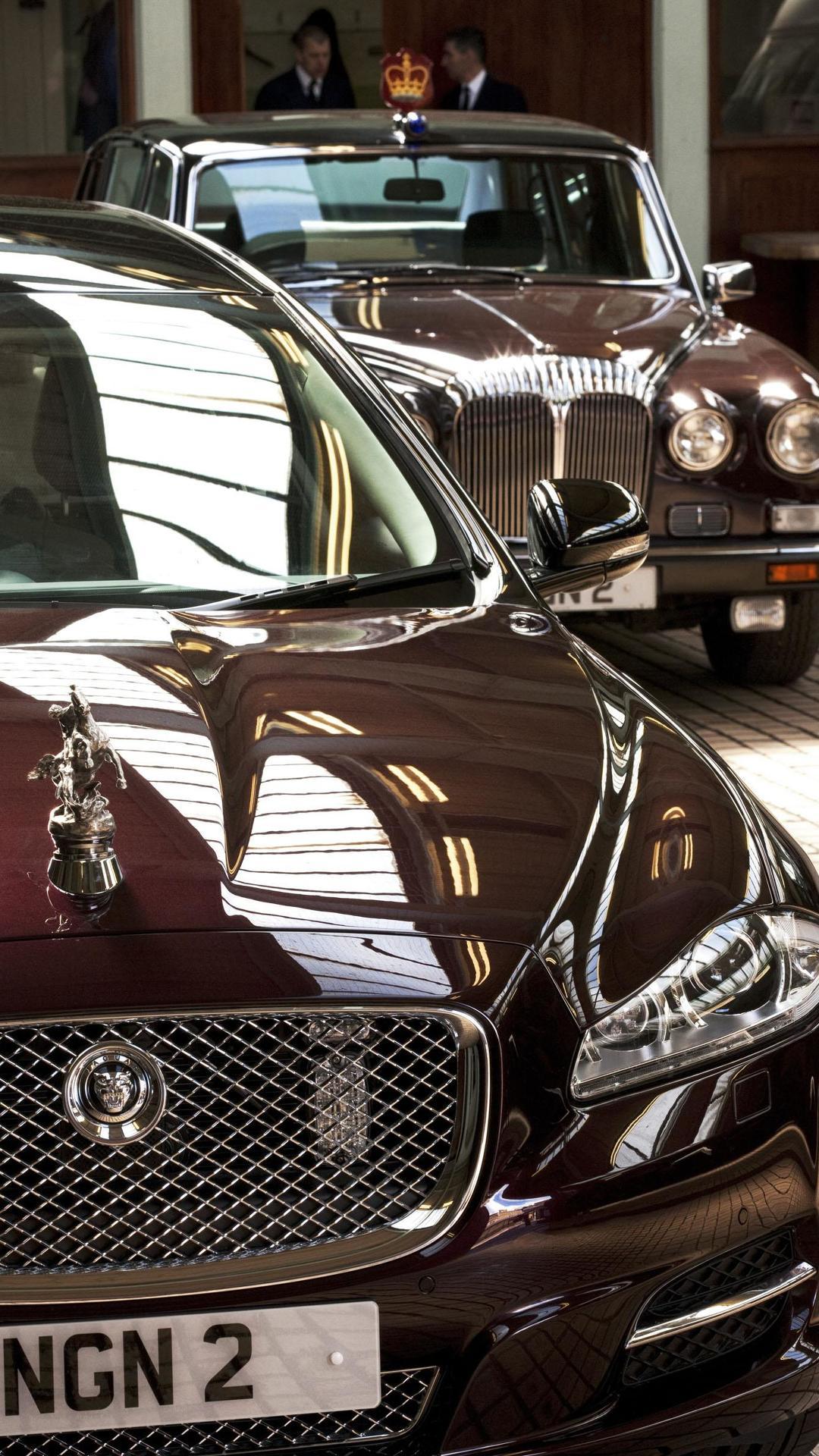 Jaguar Xj Lwb Semi State Limousine 09 7 2013 Motor1 Com Photos