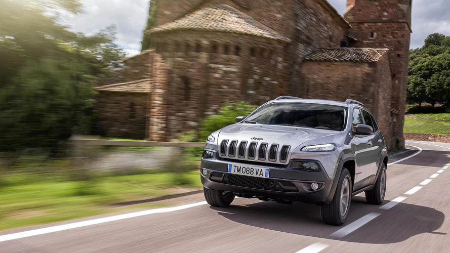 Jeep Cherokee U.K. pricing announced