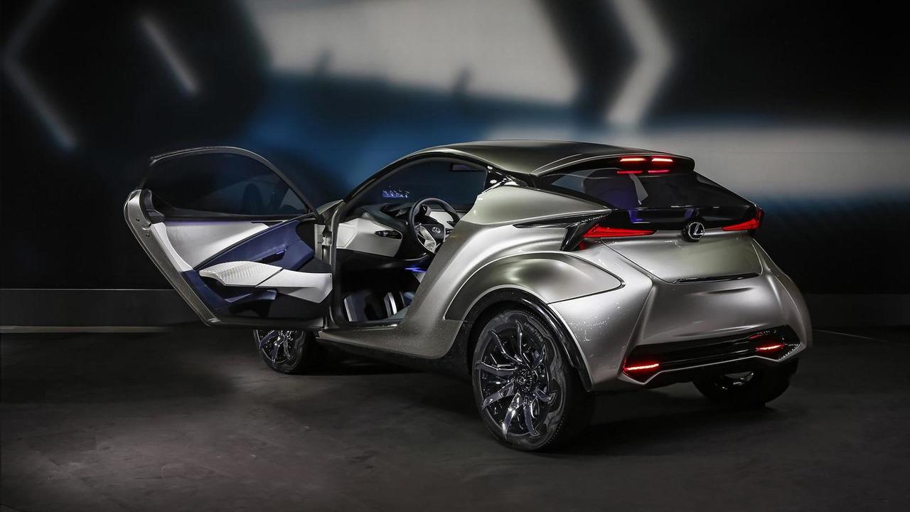 Lexus LF-SA tanulmány