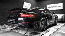 Porsche 911 Turbo S by mcchip-dkr
