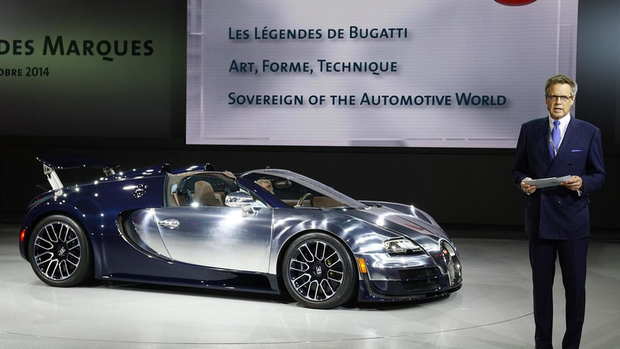 Bugatti says eight Veyrons are still up for grabs, talks about successor