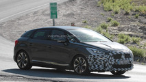 2015 Citroen DS5 facelift spy photo