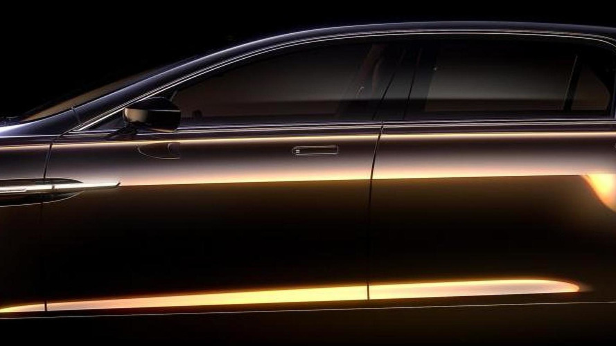 Aston Martin Lagonda teased, goes into production early next year