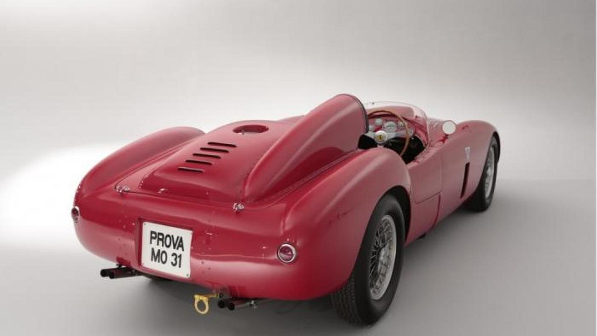 1954 Ferrari 375 Plus Sold For 18 3m At Goodwood Festival Of Speed