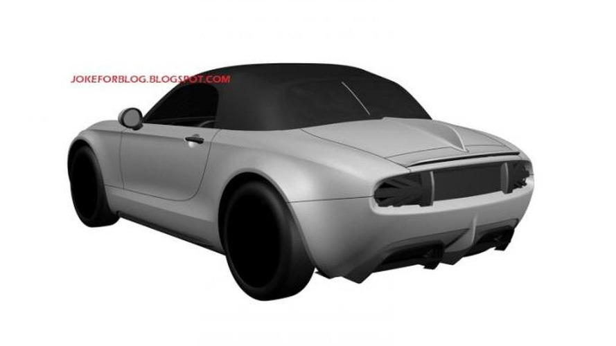 MINI patents a Superleggera Vision-inspired roadster