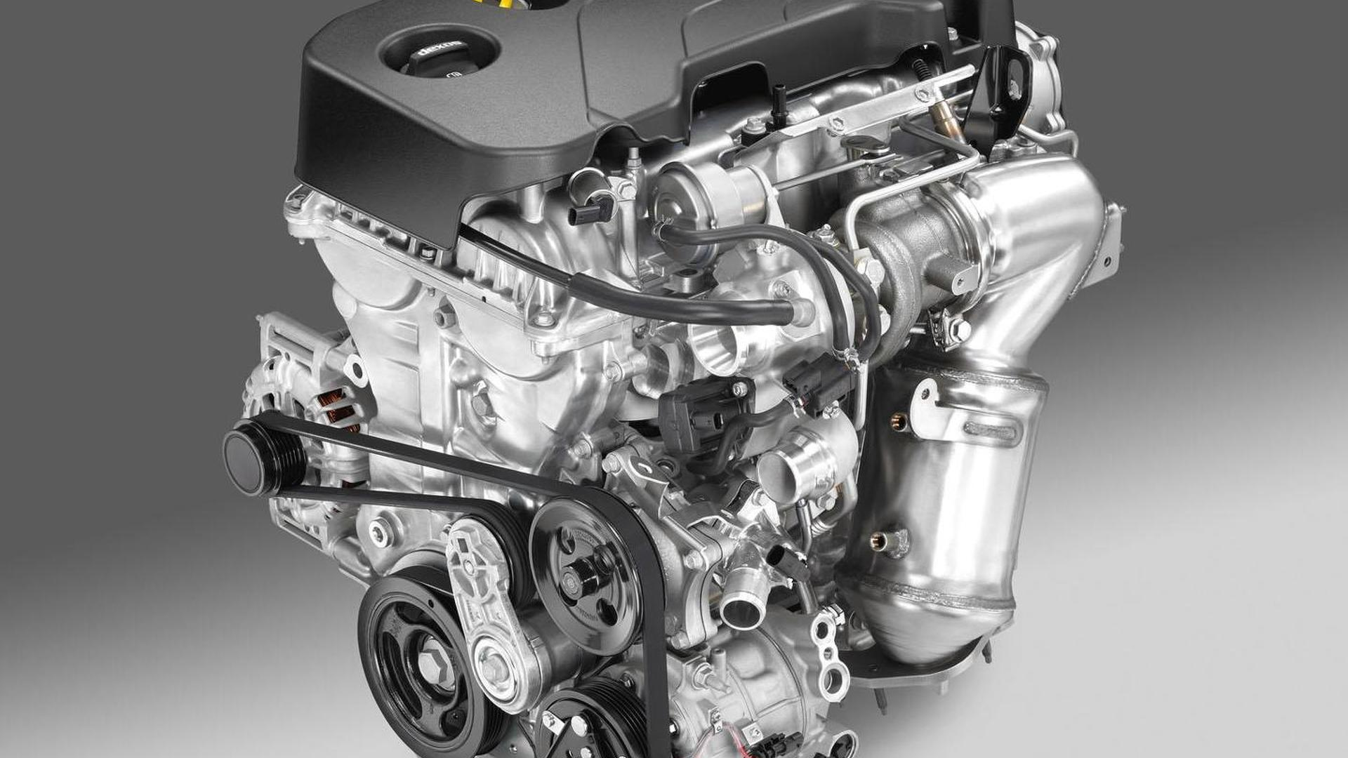 opel highlights the new 1.4-liter turbo engine that will debut in