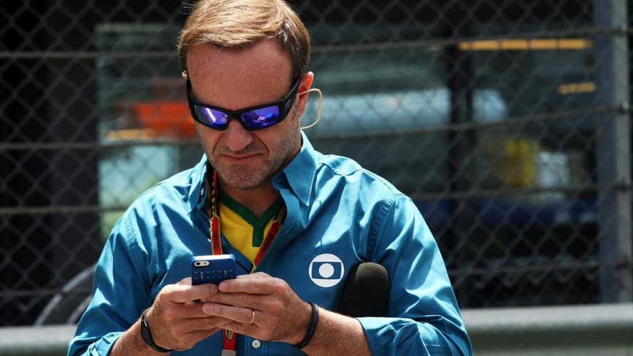 Barrichello could be Caterham driver in Abu Dhabi