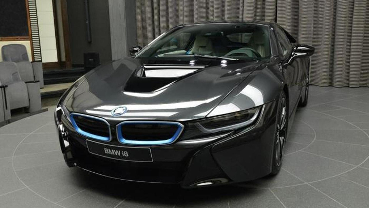 2018 Bmw I8 Facelift To Have 420 Hp More Range