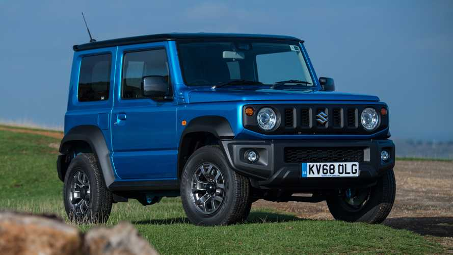 New Suzuki Jimny lands in January with £15,499 price tag