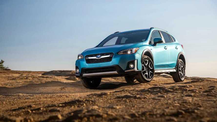 Le Crosstrek inaugure l'hybride plug-in chez Subaru