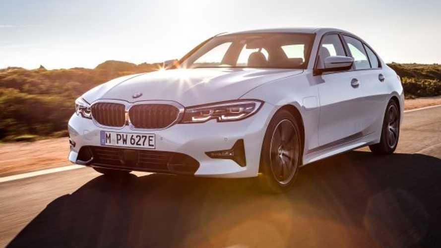 BMW Reveals Full Details On New 330e PHEV