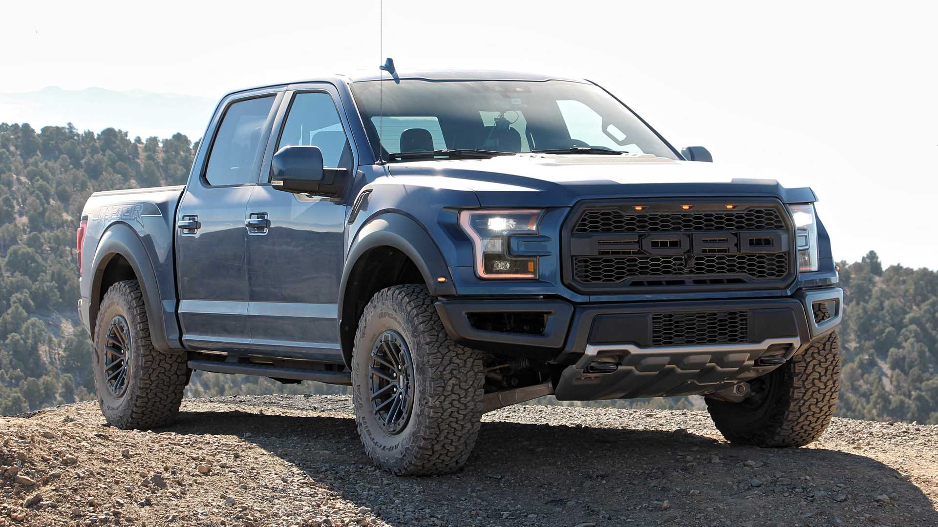 2019 Ford F-150 Raptor First Drive: Conquer