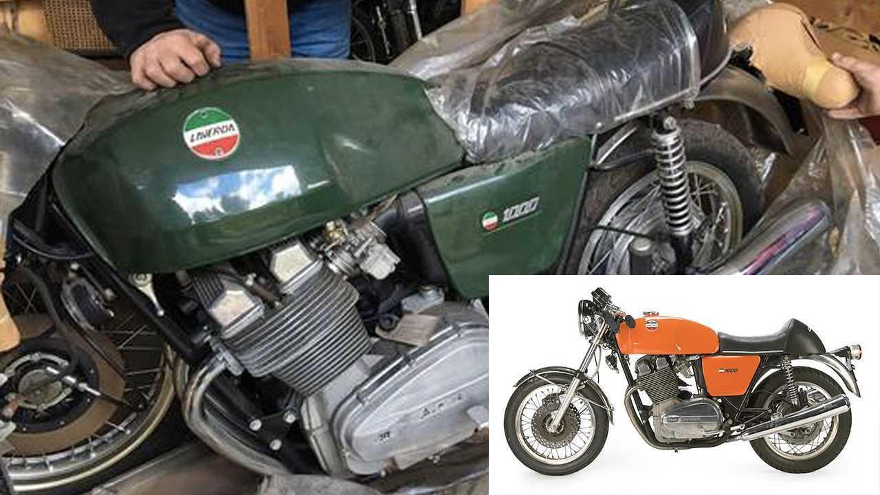 1974 Laverda 1000 3C