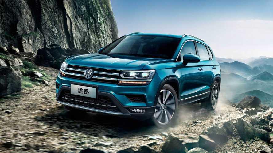 Két új SUV-val erősítette kínai jelenlétét a Volkswagen