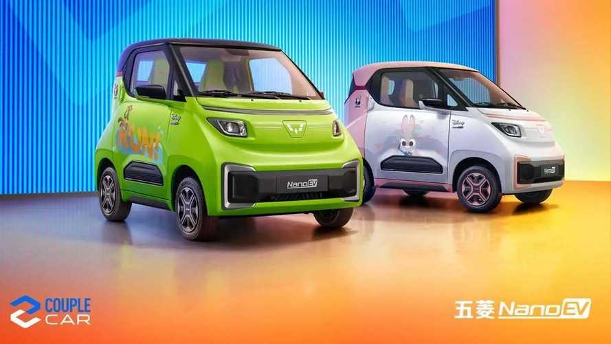 Meet Wuling Mini EV's Smaller Yet Pricier Sibling, The Nano EV