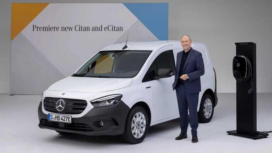 Mercedes-Benz eCitan