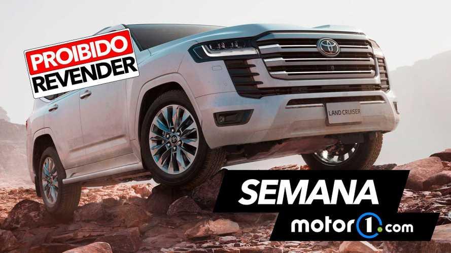 Semana Motor1.com: interior Fiat Pulse, Nova Oroch, Bolt e mais
