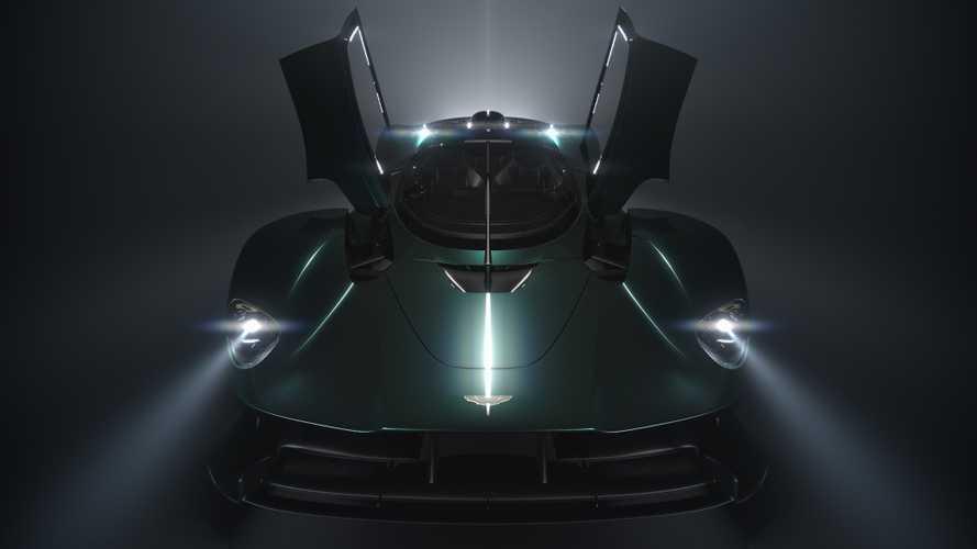 Aston Martin Goda Kehadiran Valkyrie Roadster Atap Terbuka