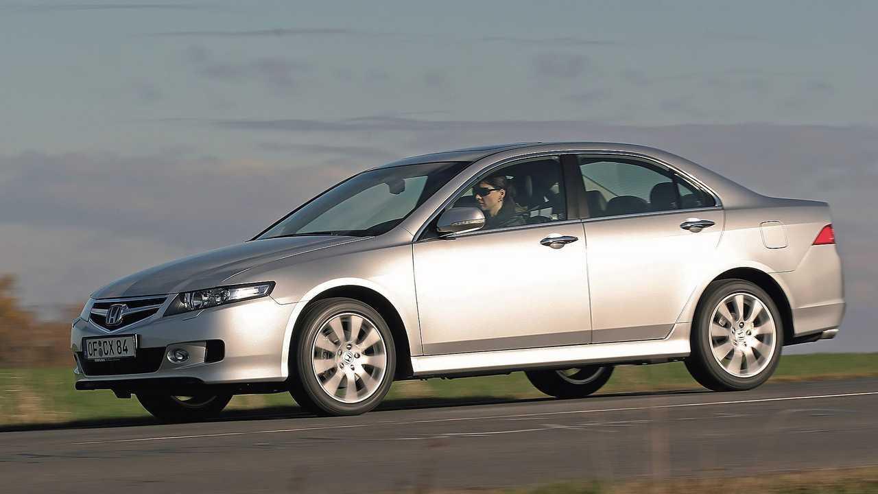 Honda Accord (2002-2008)