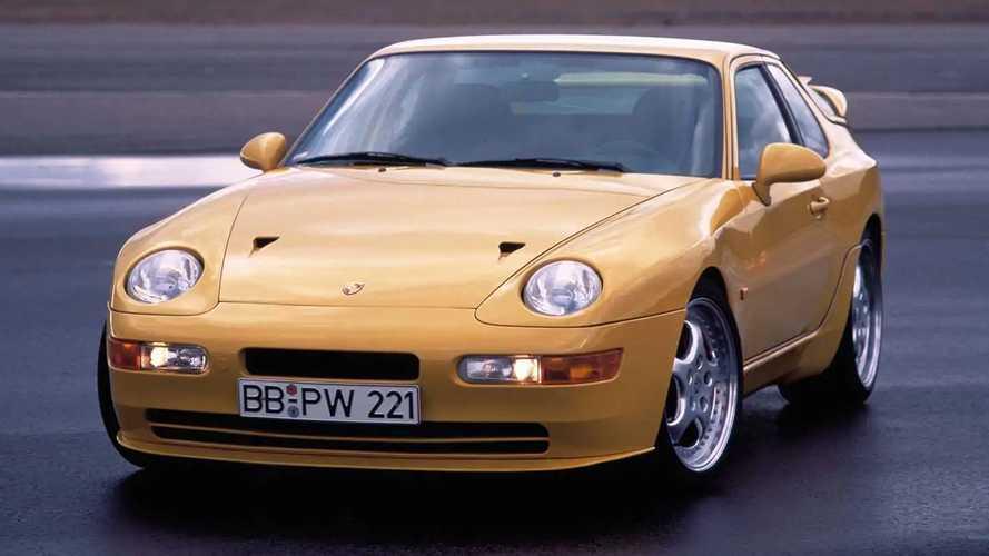 Porsche ofrece un nuevo seguro para sus coches antiguos